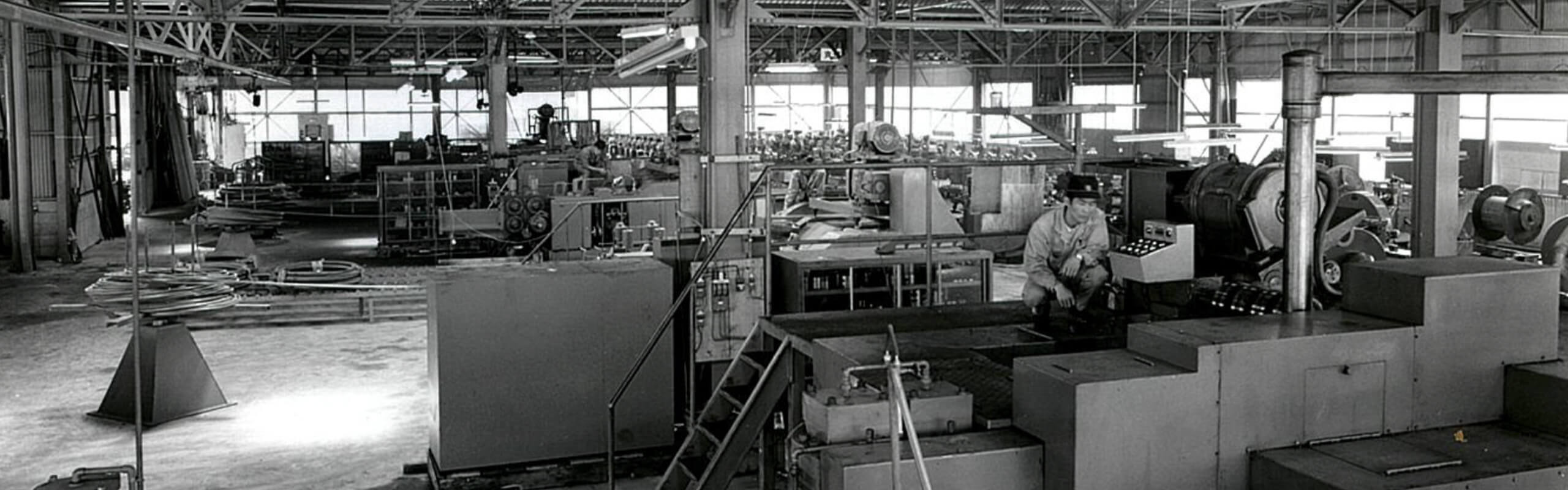 杉浦製作所の沿革