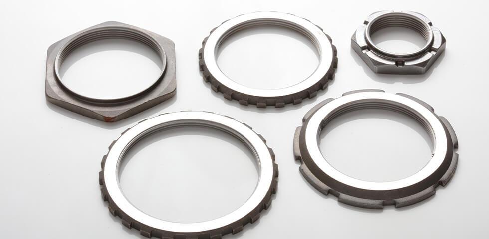 Large precision components