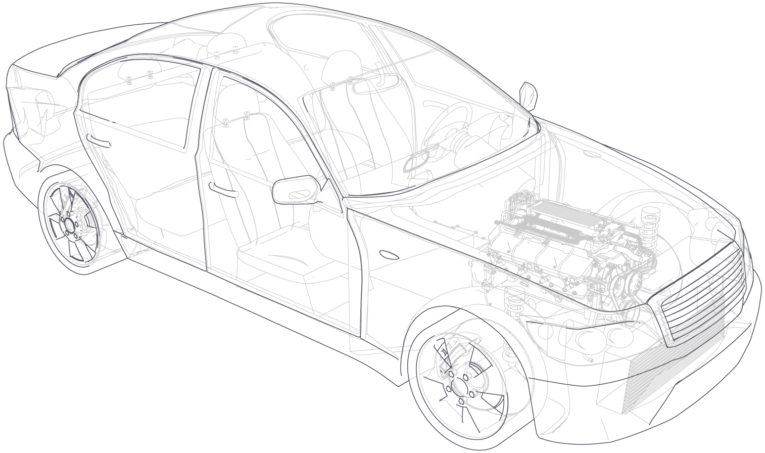 MAIN AREAS PARTS ARE USED